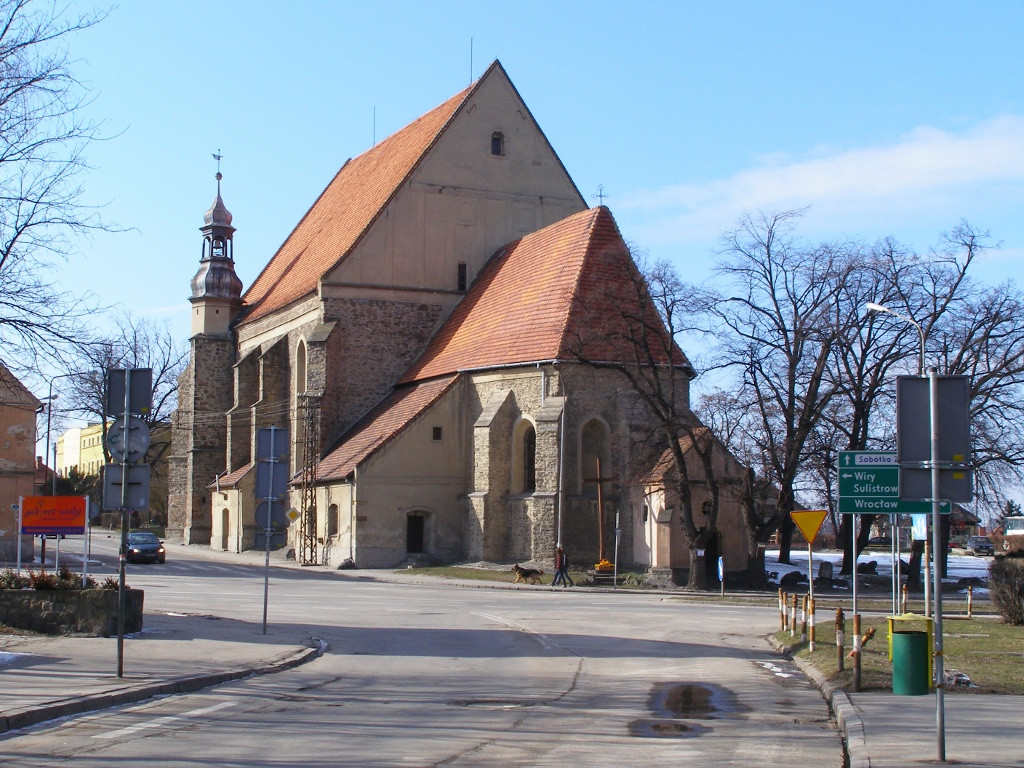 Sobotka - St. Anne' s church