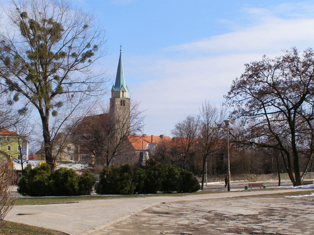 Sobotka - kosciol sw. Jakuba