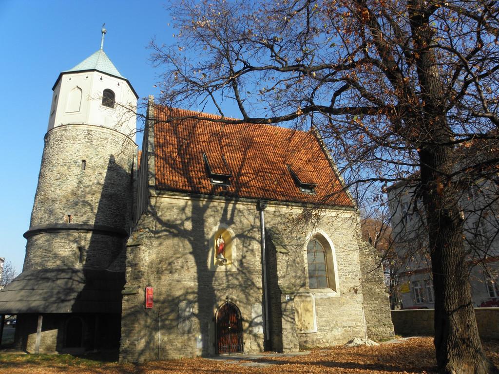 Strzelin - Romanesque church