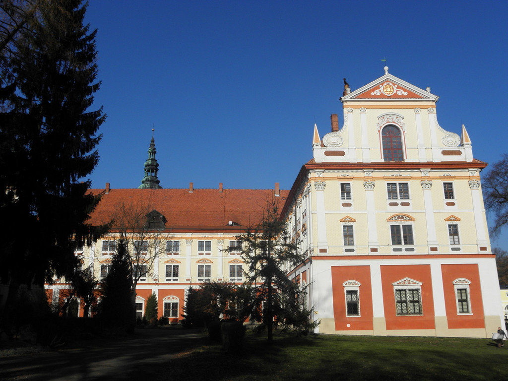 Henrykow - abbey