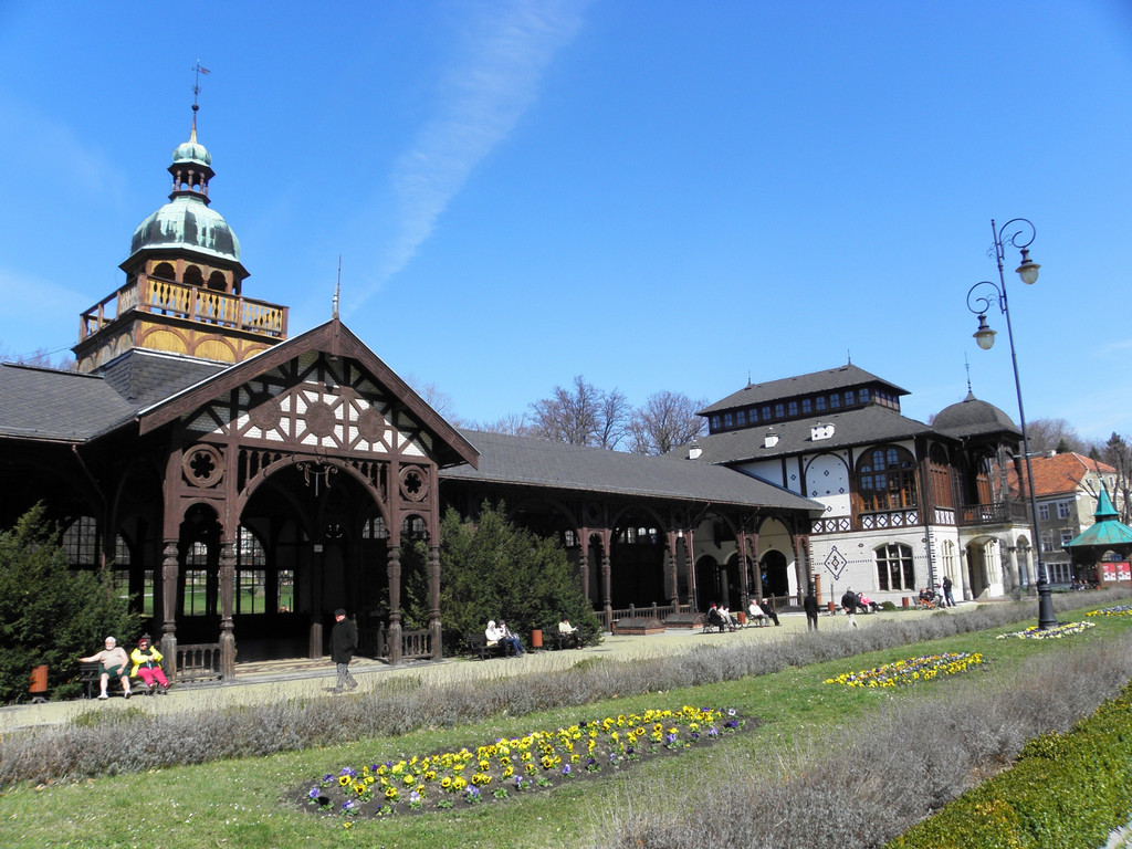 Wielkanoc w Szczawnie-Zdrój