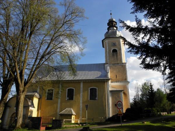 Kościół w Różance