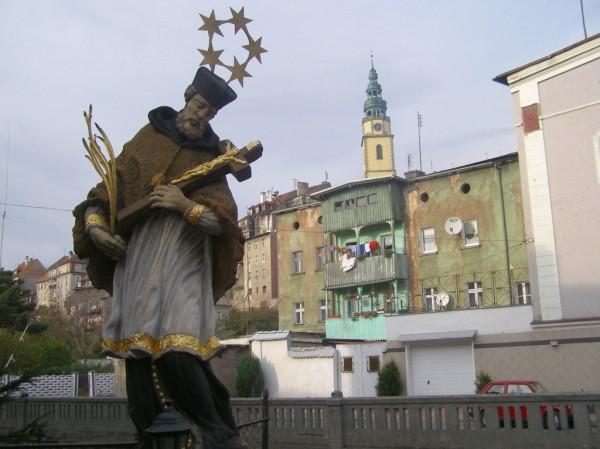 St. John of Nepomuk in Bystrzyca Klodzka