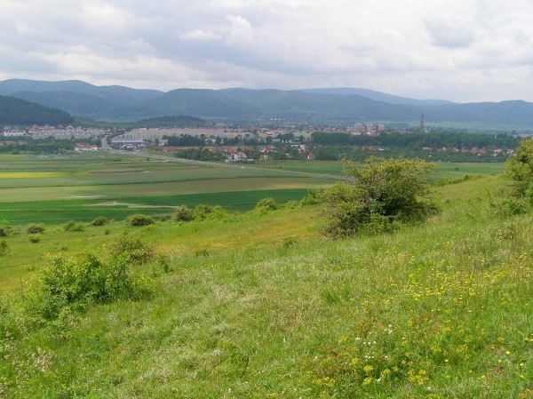 Panorama of Gory Sowie