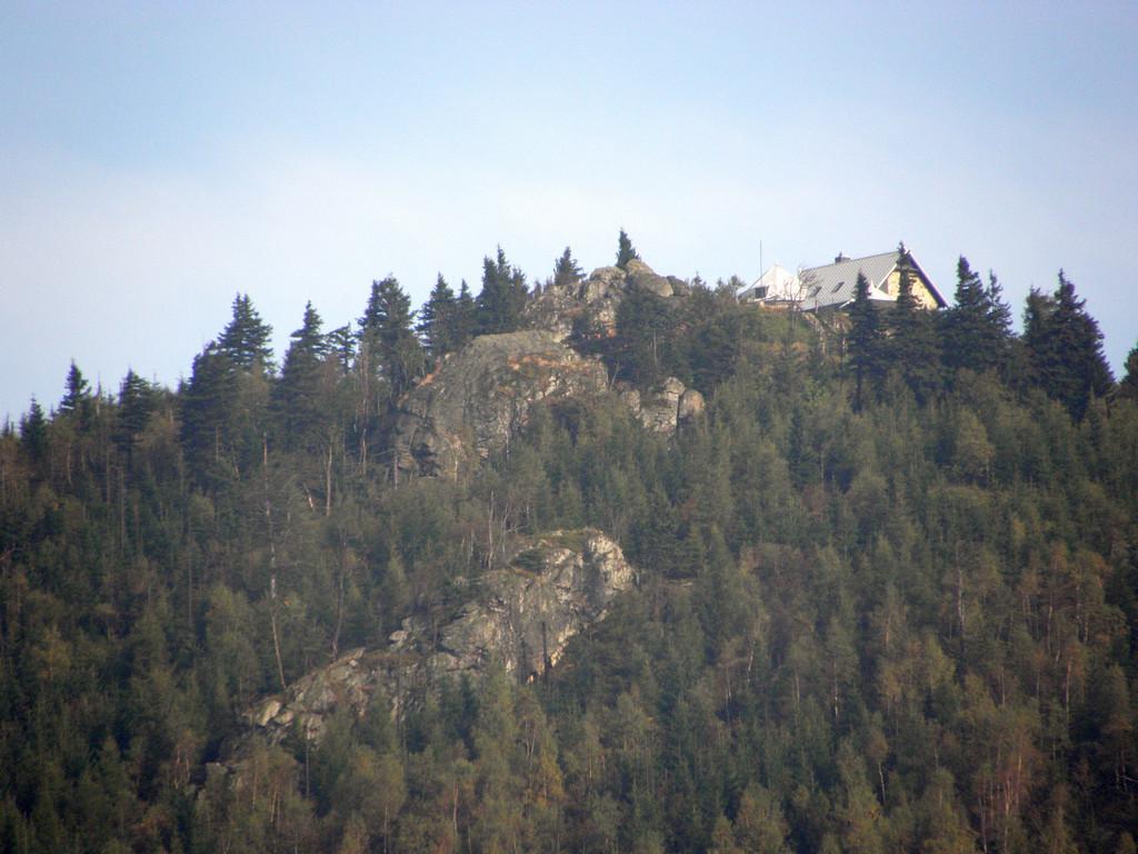 Widok na Wysoki Kamień