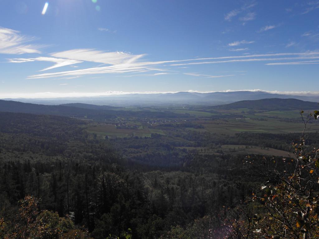 Panorama ze Skalnego