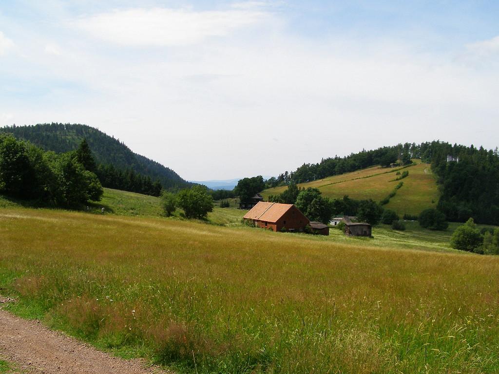 Pass of Three Valleys (799 m)