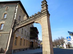 Wambierzyce - rejon bazyliki