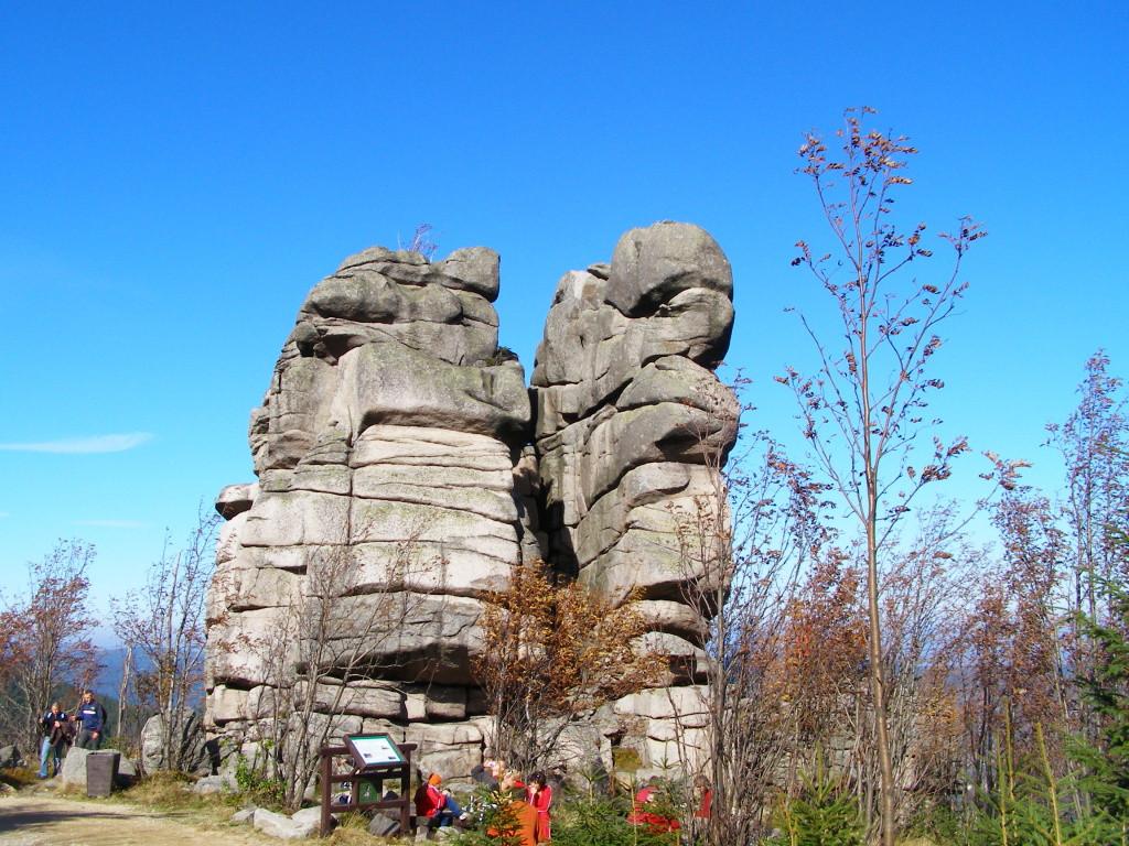 Kukułcze Skały/Cuckoo's Rocks
