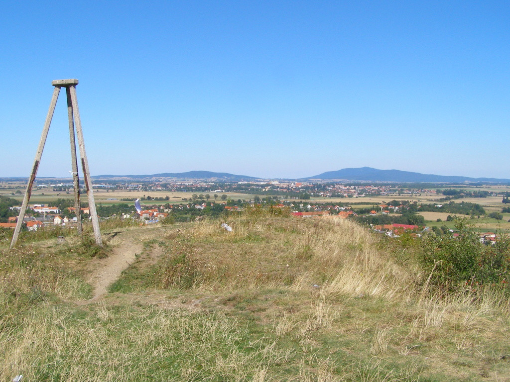 View from Lysa Gora