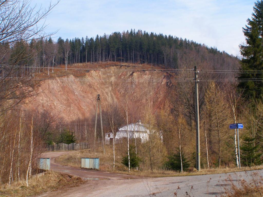 Quarry in Nowa Wies