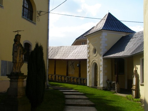 Sanctuary in Stary Wielislaw