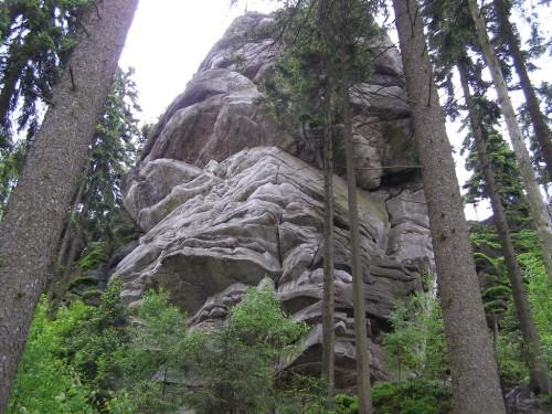 Biale Skaly (White Rocks)