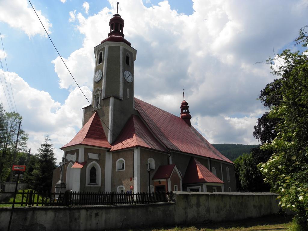 St. Joseph's church in Bolesławów