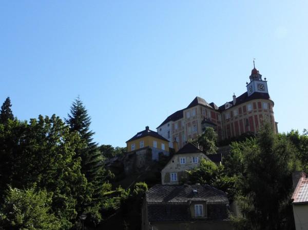 Bishop castle in Javornik