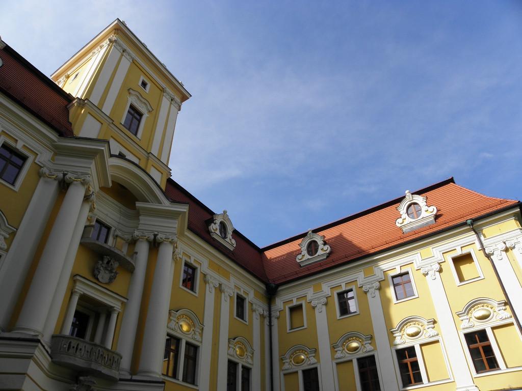 Pałac Pieszyce