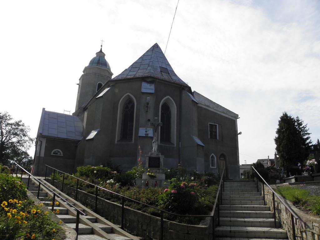 St. James church in Pieszyce