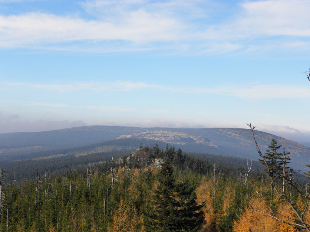 Wysoka Kopa - view from Wysoki Kamień