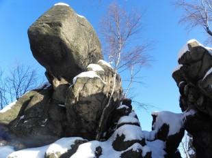 Zima na Lwiej Górze