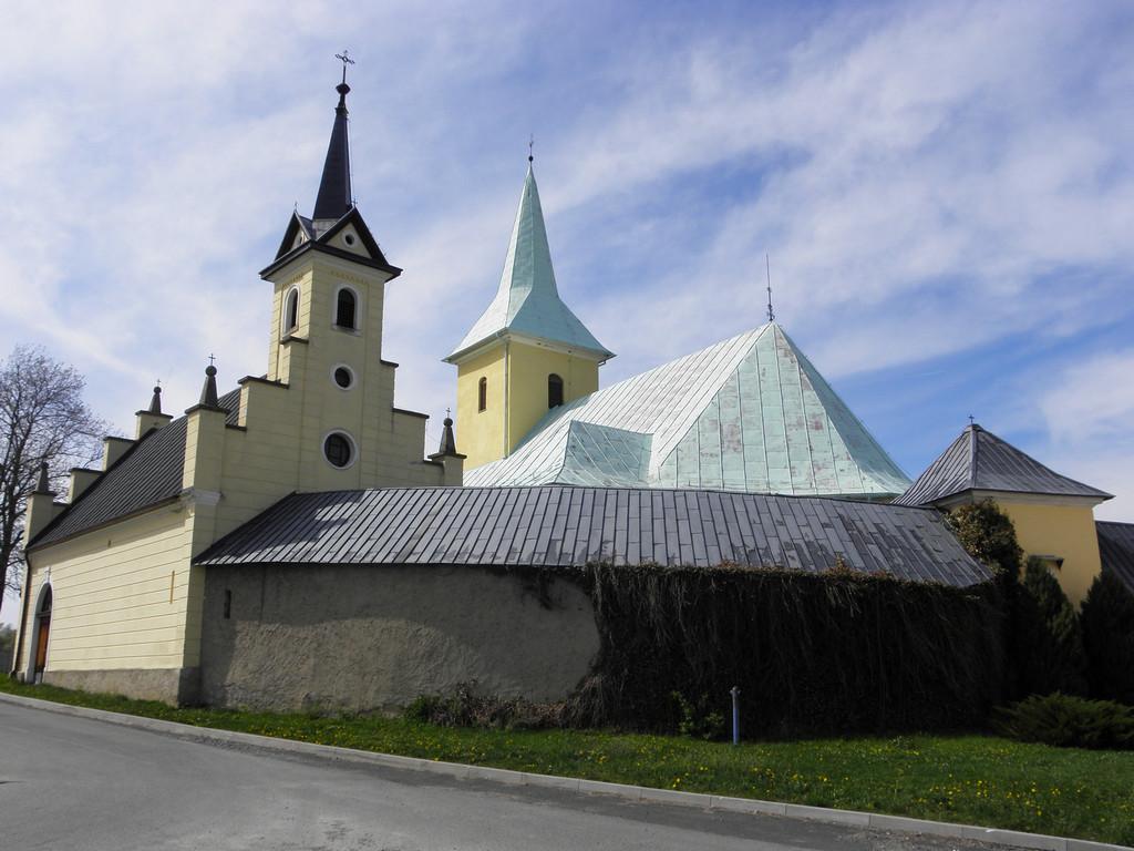 Sanktuarium w Starym Wielisławiu