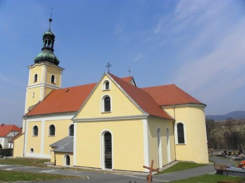 Kościół w Jaszkowej Górnej