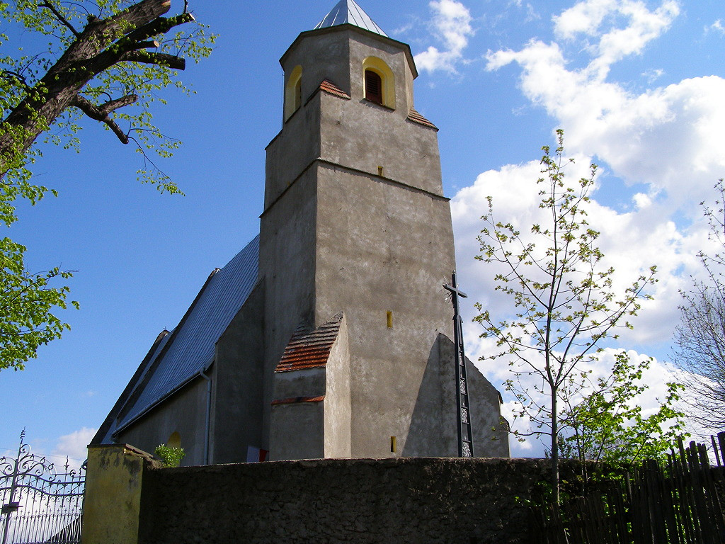 Church in Owiesno