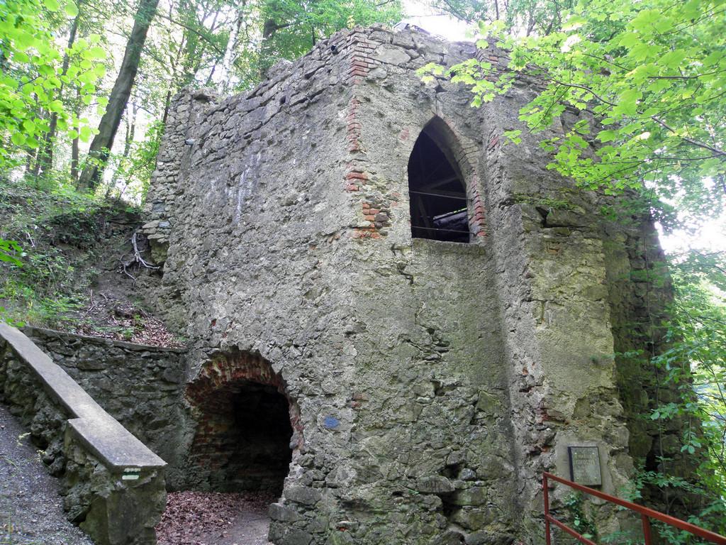 Dawny pałacyk Daisy