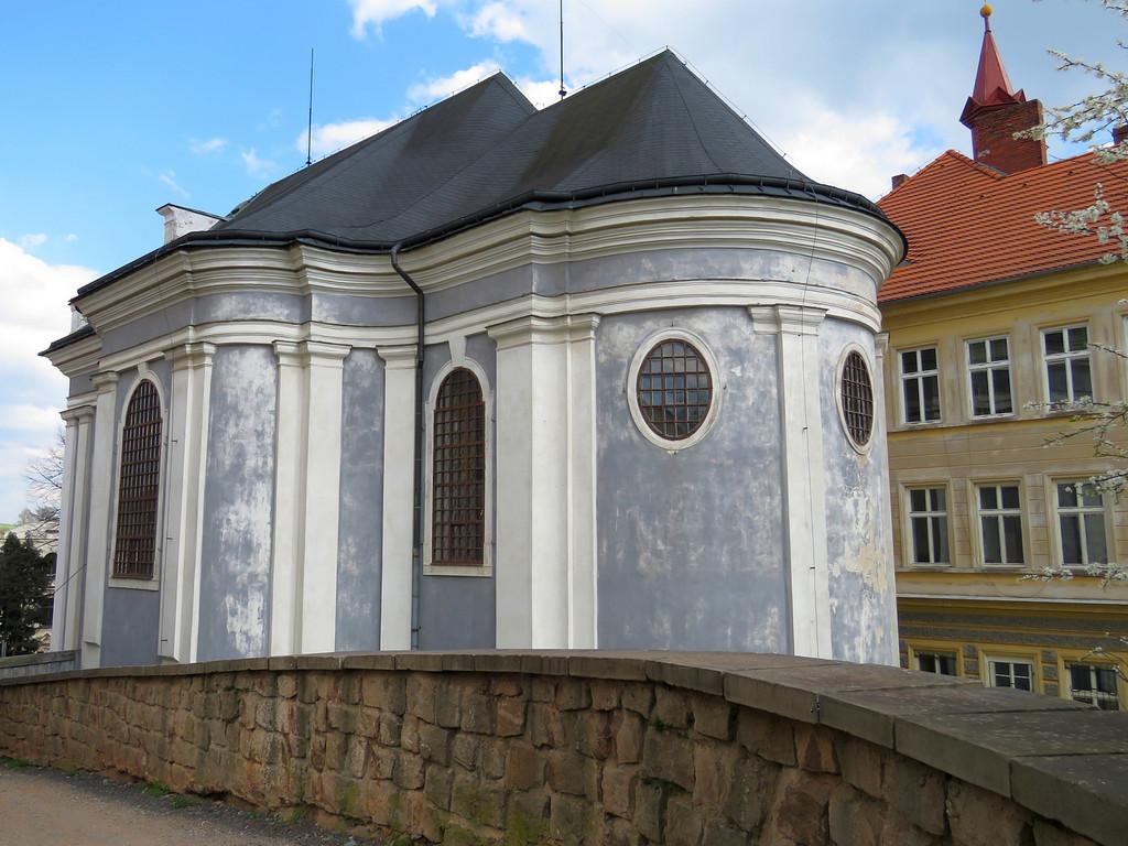 Broumov - kościół św. Wacława