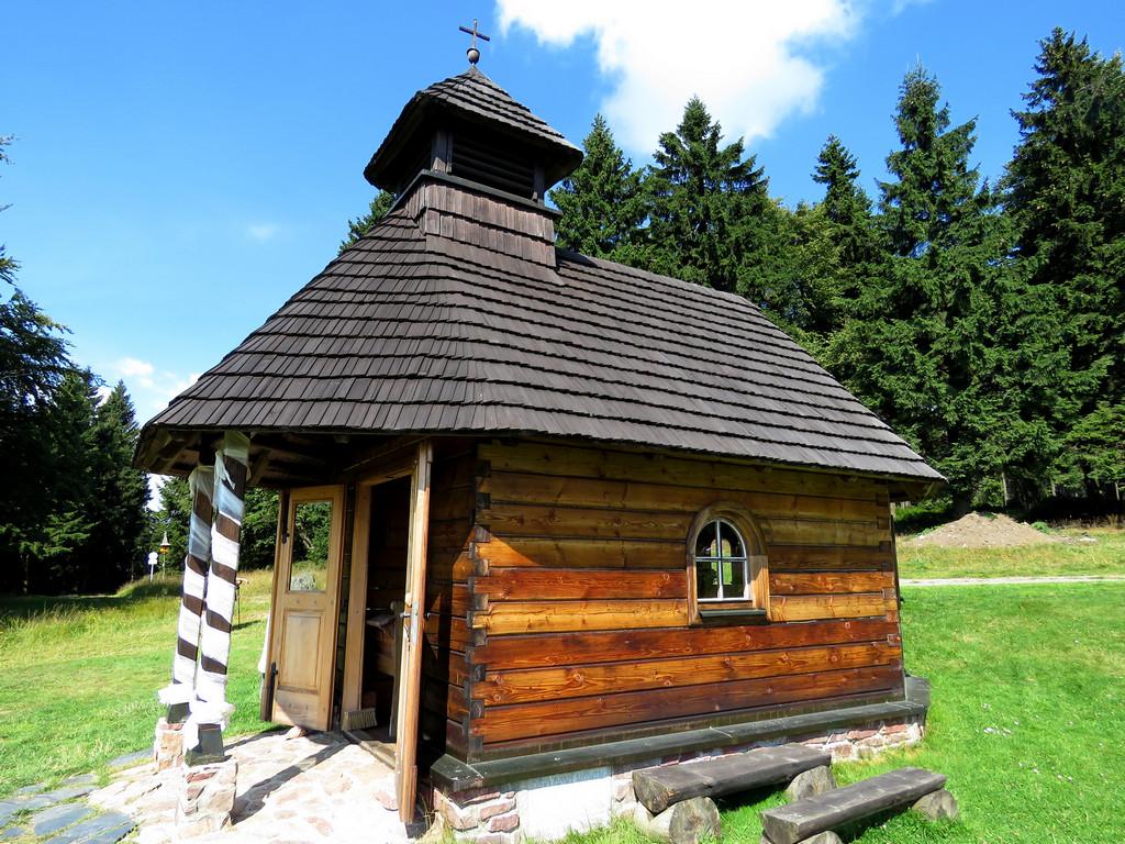 Kapliczka św. Krzysztofa