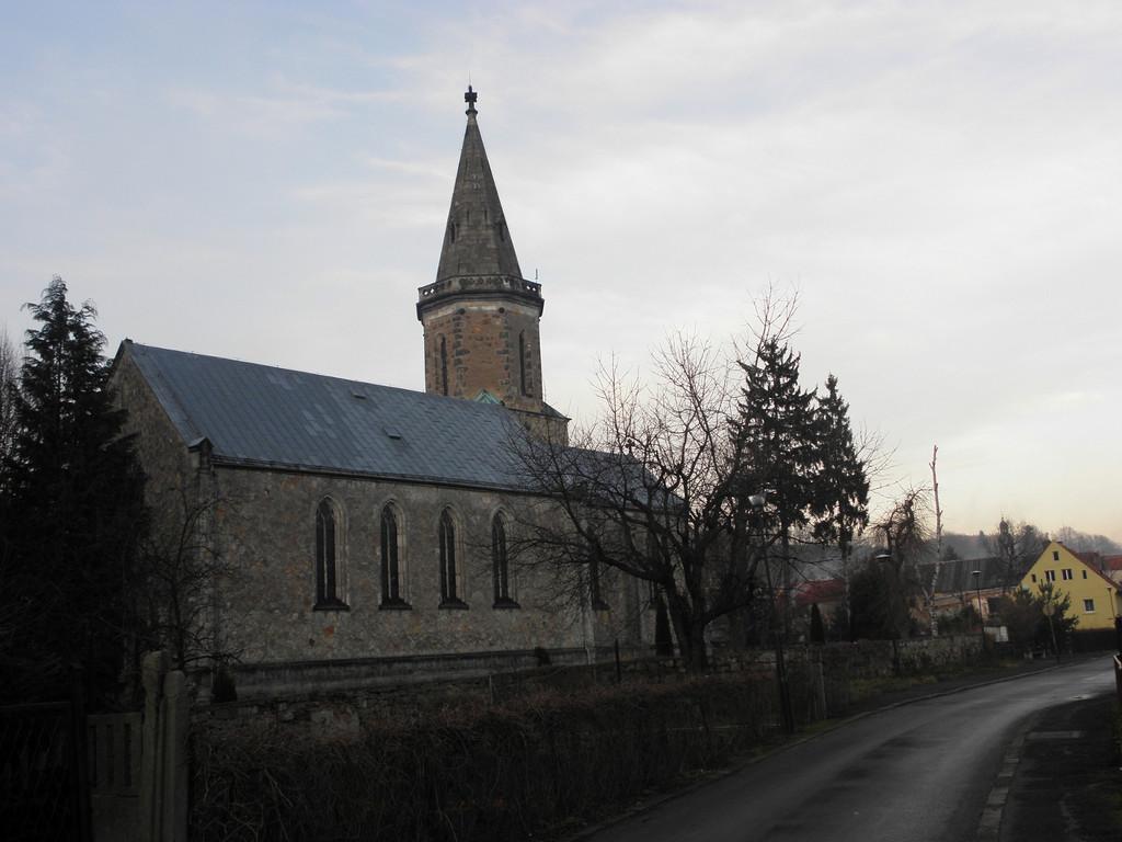 Church in Wlen