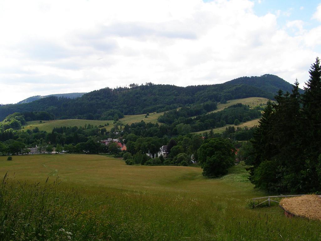 Pasmo Lesistej (851 m) & Stozek Wielki (841 m)